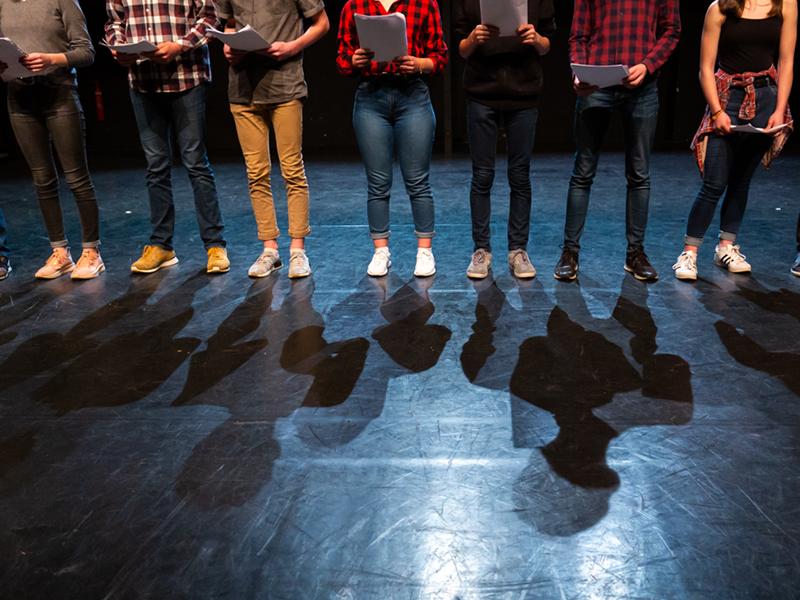 Stage de théâtre au TAPS